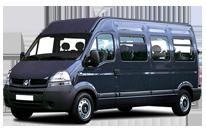 10-12-seater minibus hire leicester