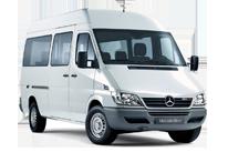 14-16-seater minibus hire leicester
